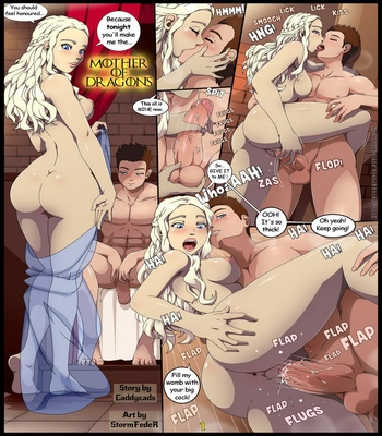 Mother-Of-Dragons 2 free sex comic