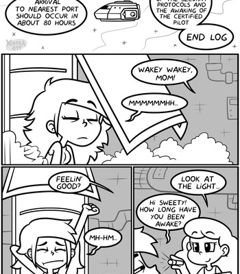 Mother's Ship comic porn sex 002