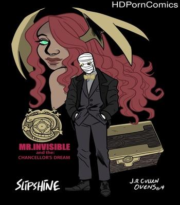 Porn Comics - Mr Invisible & The Chancellor's Dream 1