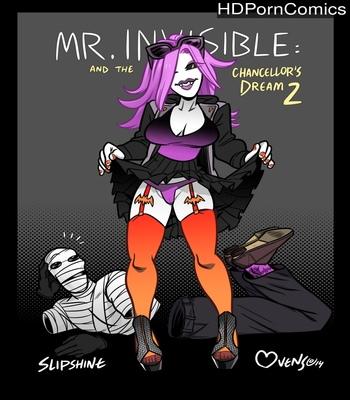 Porn Comics - Mr Invisible & The Chancellor's Dream 2