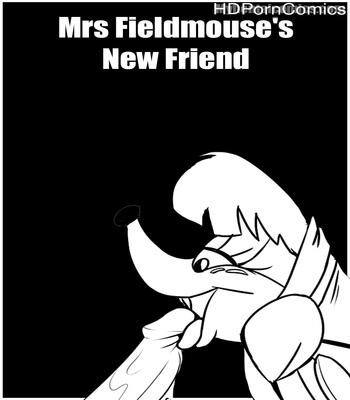 Porn Comics - Mrs Fieldmouse's New Friend