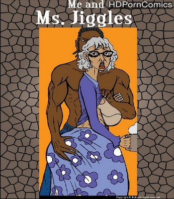 Porn Comics - Mrs Jiggles 1
