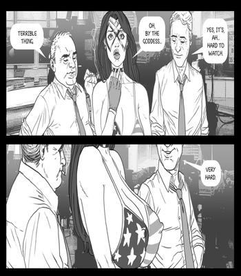 Ms-Americana-VS-The-Satyr 7 free sex comic