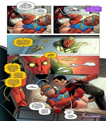 Ms-Marvel-Spider-Man 9 free sex comic