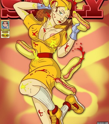 Porn Comics - Mustard Sally