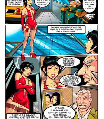 My 1st Job comic porn sex 003