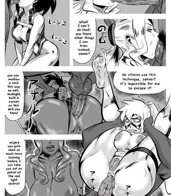 My Booty Hero comic porn sex 003