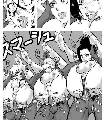 My Booty Hero comic porn sex 012