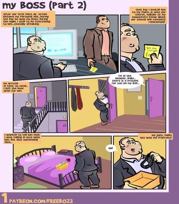 My Boss comic porn sex 003