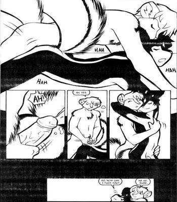 My-Hustler 13 free sex comic