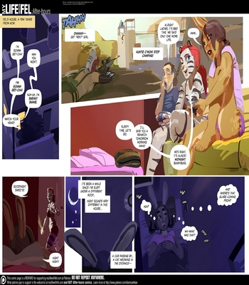 My Life With Fel – After-Hours 14 comic porn sex 002