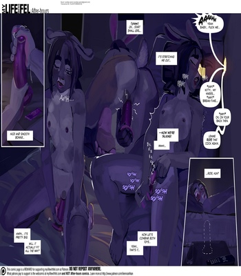 My Life With Fel – After-Hours 14 comic porn sex 009