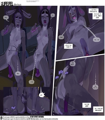 My Life With Fel – After-Hours 14 comic porn sex 010