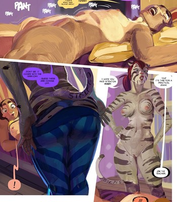 My Life With Fel – After-Hours 19 comic porn sex 009