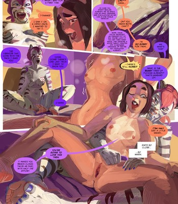 My Life With Fel – After-Hours 19 comic porn sex 014