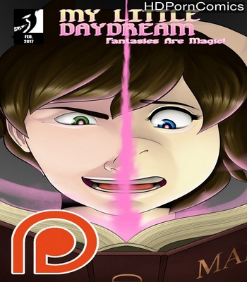 Porn Comics - My Little Daydream – Fantasies Are Magic
