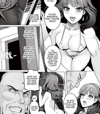 My Love, My Body comic porn sex 021