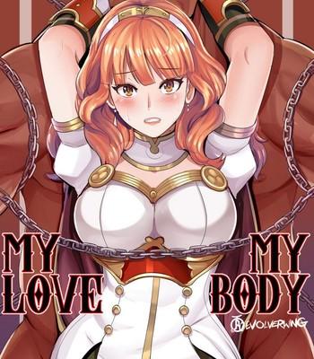 My Love, My Body comic porn sex 036