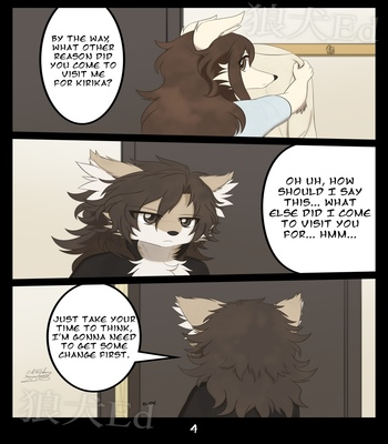 My-Loving-Wolf 5 free sex comic