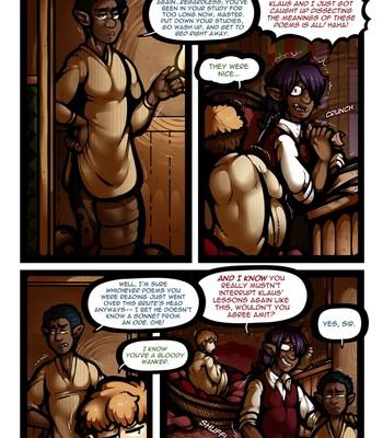 My Master Is A Naga 2 comic porn sex 010