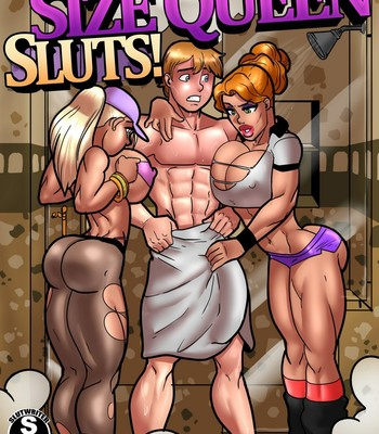 Porn Comics - My Mom And Sister Are Size Queen Sluts 1