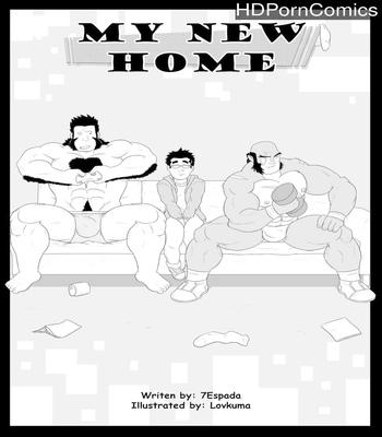 Porn Comics - My New Home
