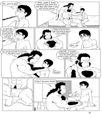 My-New-Home 20 free sex comic