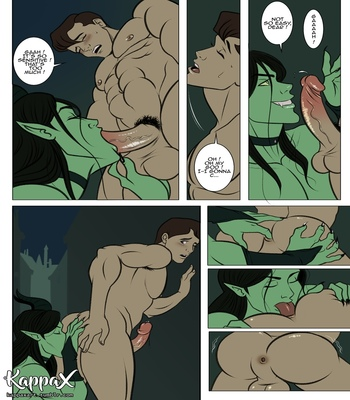 My-Prince 5 free sex comic