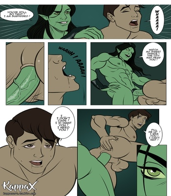 My-Prince 7 free sex comic