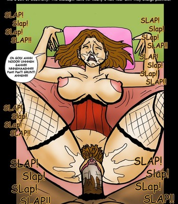 My Son's Black Friend - The Sleepover 3 comic porn sex 009