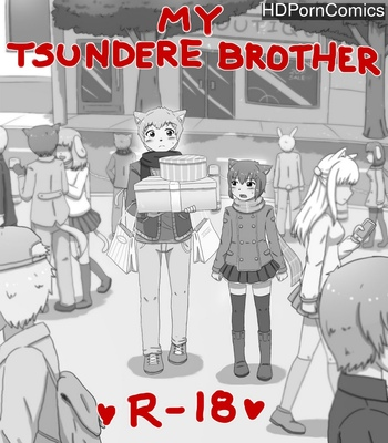 Porn Comics - My Tsundere Brother