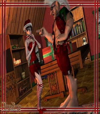 Mynxie-The-Christmas-Elf 2 free sex comic