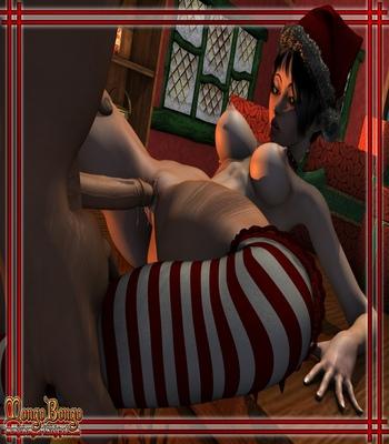 Mynxie-The-Christmas-Elf 18 free sex comic