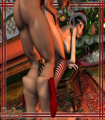 Mynxie-The-Christmas-Elf 31 free sex comic