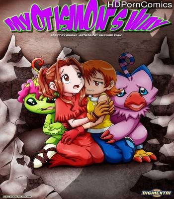 Porn Comics - Myotismon's Way