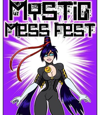 Porn Comics - Mystic Mess Fest