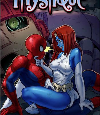 Porn Comics - Mystique