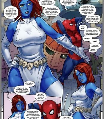 Mystique comic porn sex 003