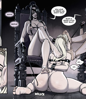 Nancy Templeton – Asylum comic porn sex 013