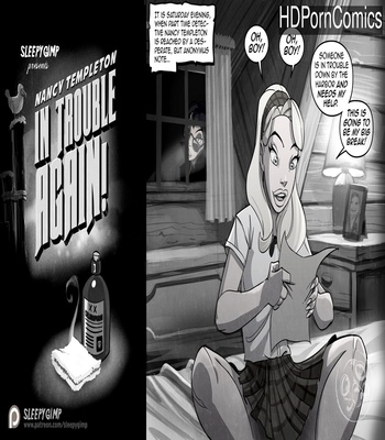Porn Comics - Nancy Templeton – In Trouble Again