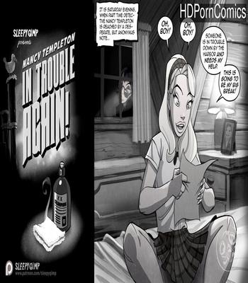 Nancy Templeton – In Trouble Again comic porn thumbnail 001