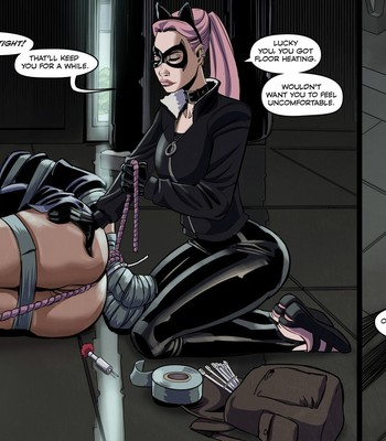 Nancy Templeton - Like A Thief In The Night comic porn sex 012