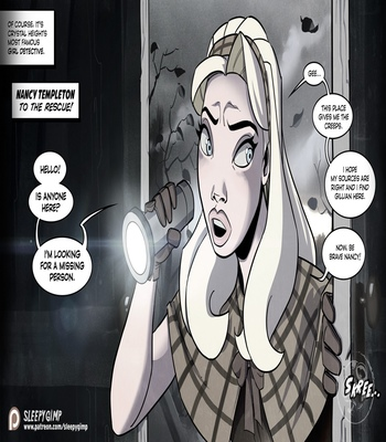 Nancy Templeton – Mystery Of The Vanished Heiress comic porn sex 004