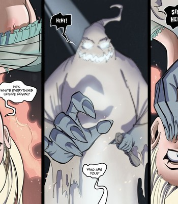 Nancy Templeton – Mystery Of The White Phantom comic porn sex 013