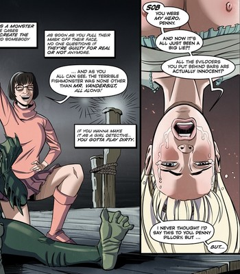 Nancy Templeton – Mystery Of The White Phantom comic porn sex 019