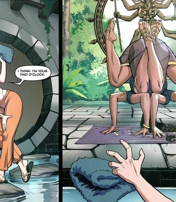 Nancy Templeton – Yoga Hypnosis comic porn sex 004