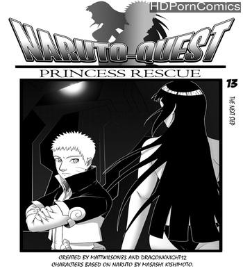 Porn Comics - Naruto-Quest 13 – The Next Step