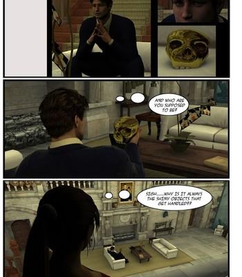 Porn Comics - Negotiation