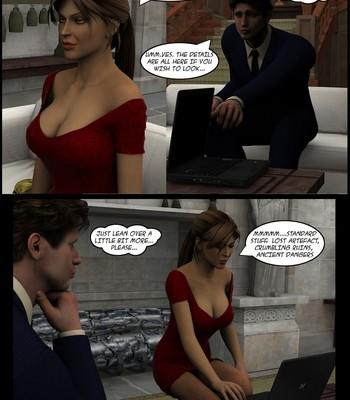 Negotiation comic porn sex 004