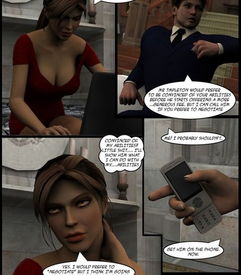Negotiation comic porn sex 005